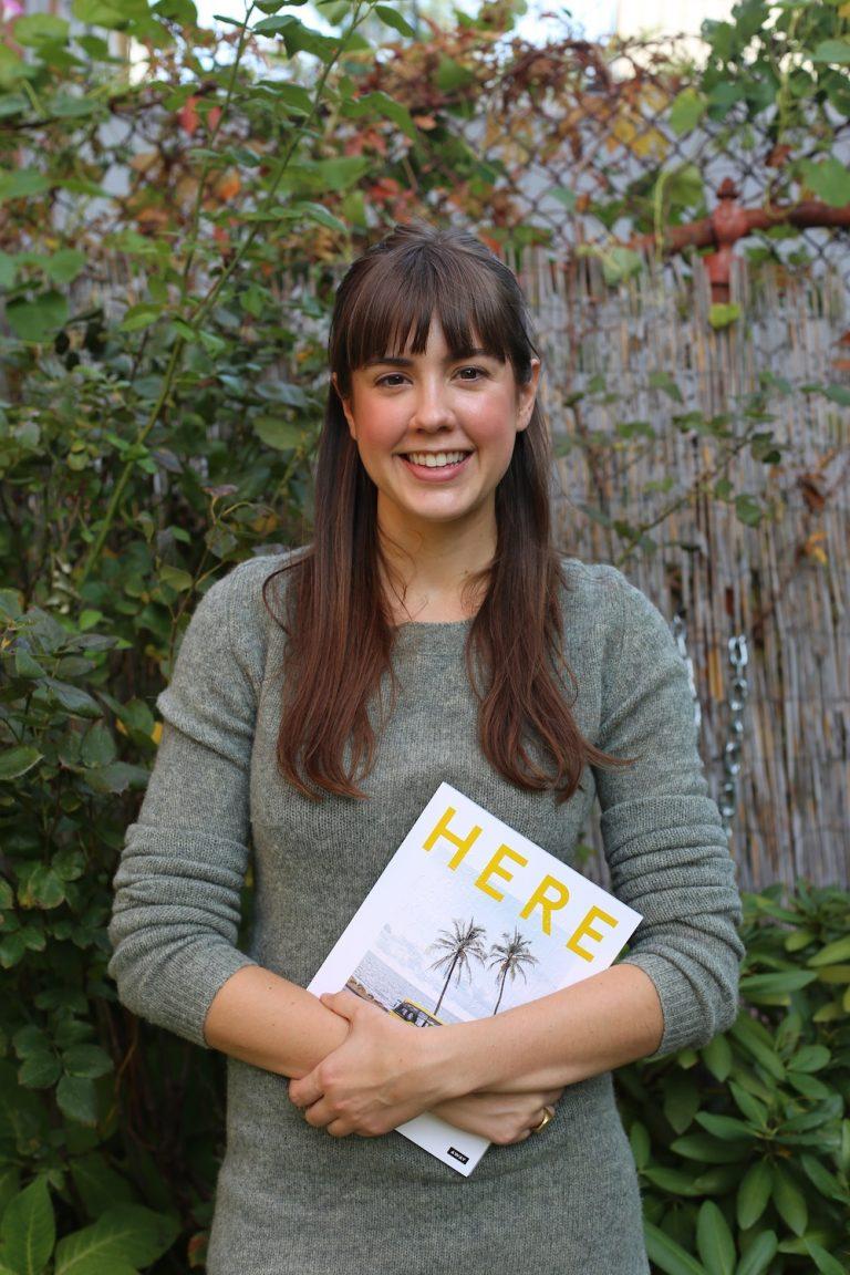 Ally Betker Here Magazine