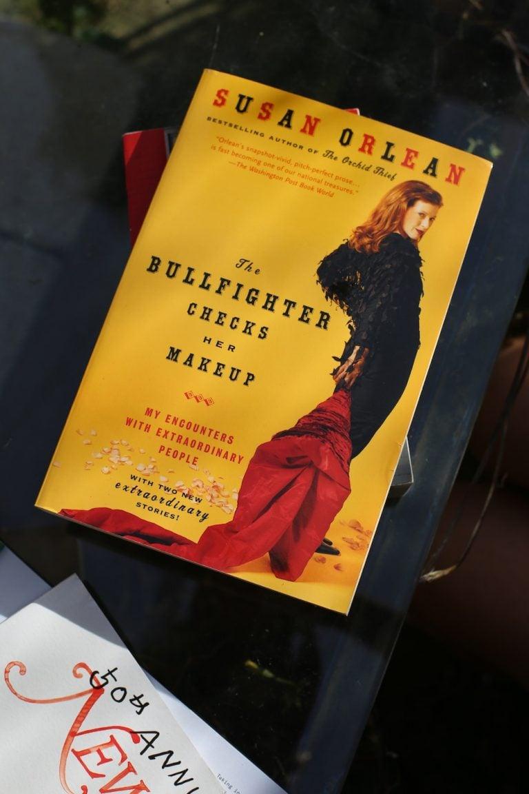 Susan Orlean Book