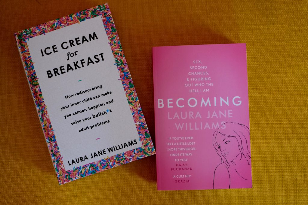 ice cream for breakfast becoming laura williams