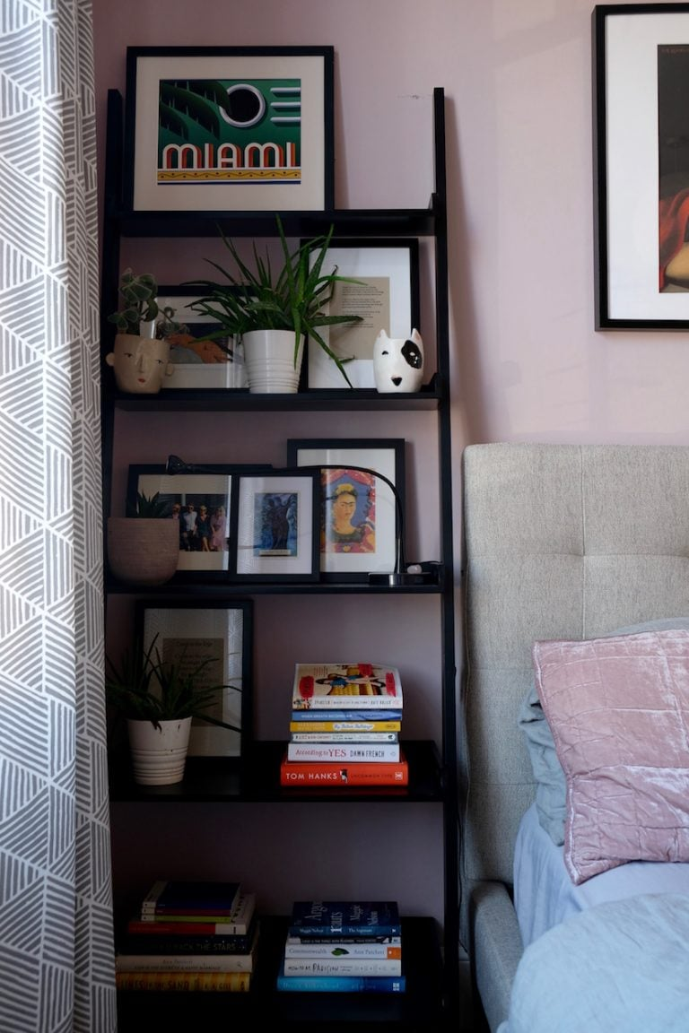 laura williams bookcase