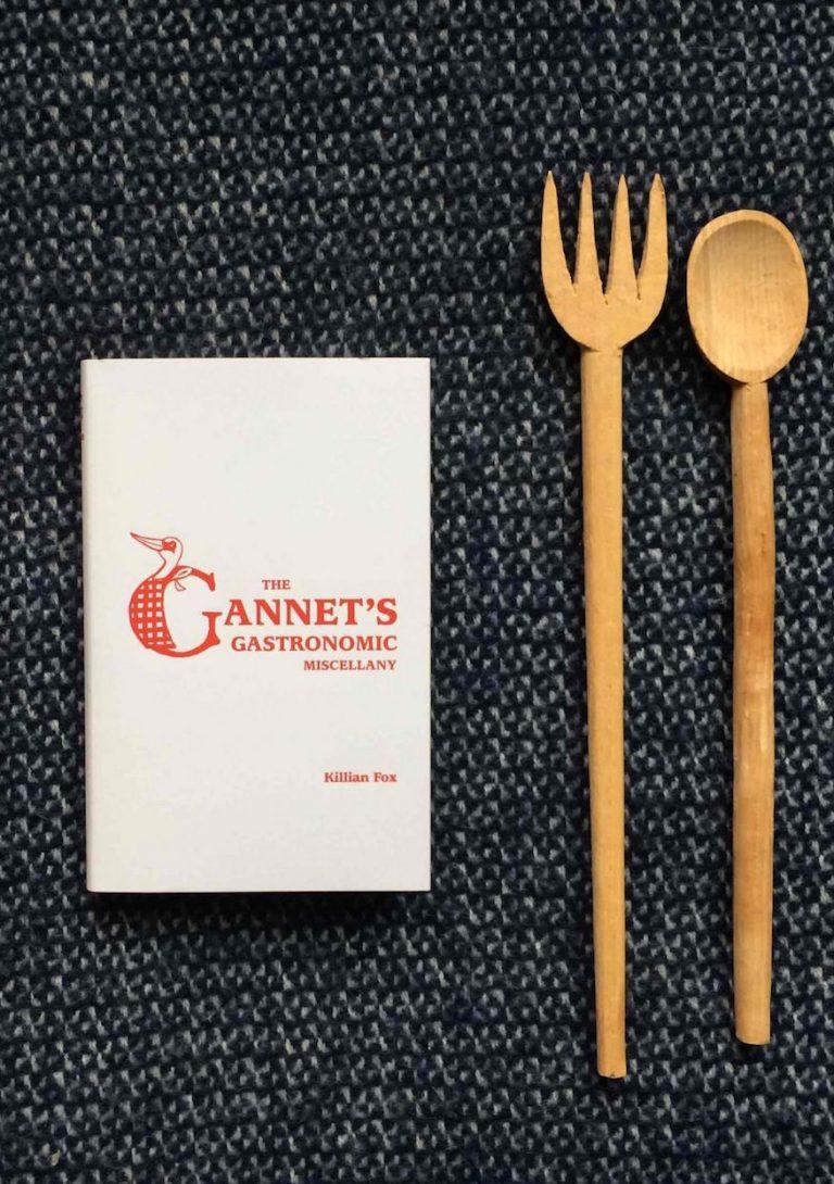 the gannet book