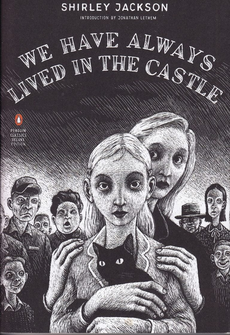 we have always lived in the castle shirley jackson