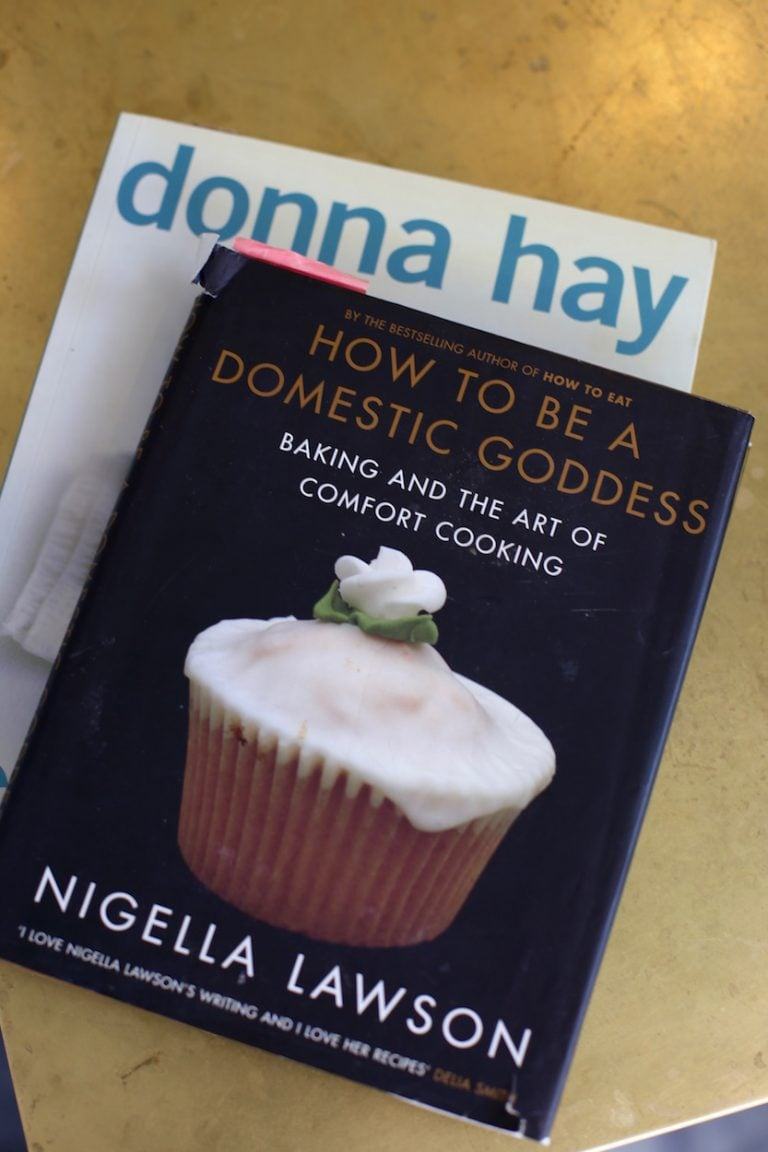 how to be a domestic goddess nigella