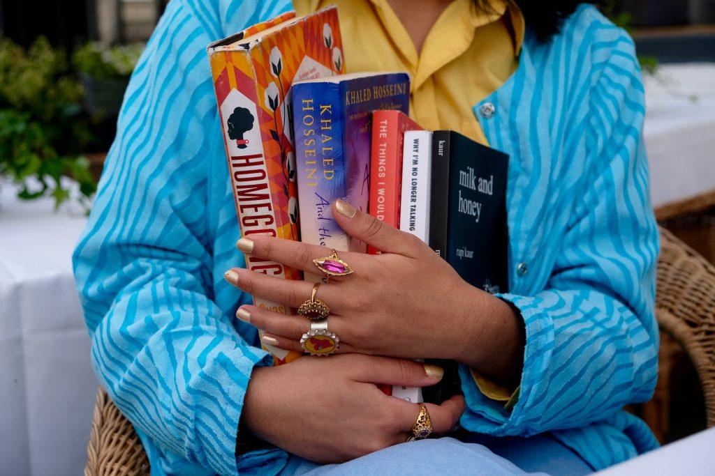 tahmina books