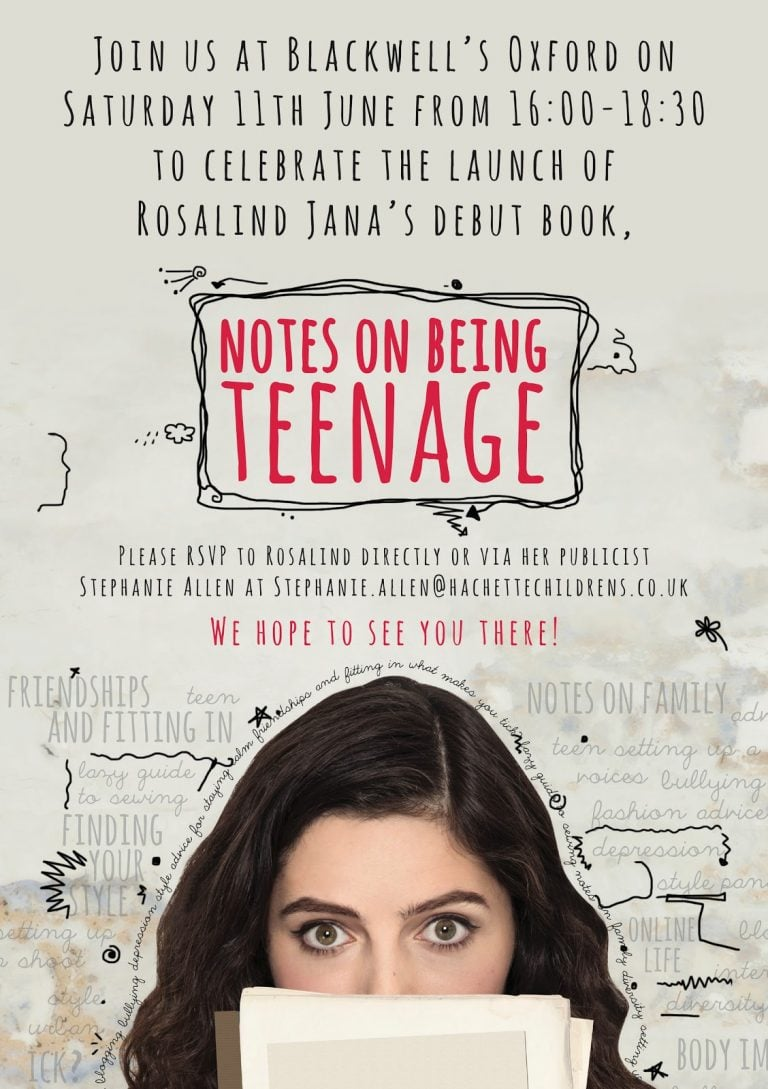 Notes-on-Being-Teenage