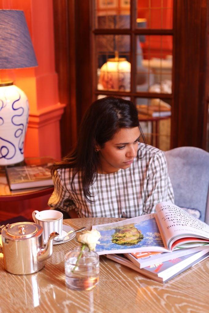 Being an Editor at The Evening Standard | Dipal Acharya | Sonder & Tell