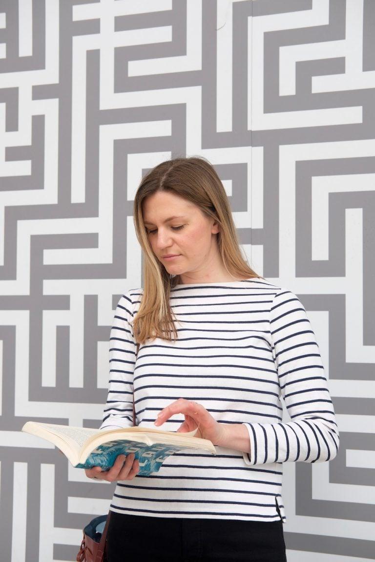 lisa reading lauren groff
