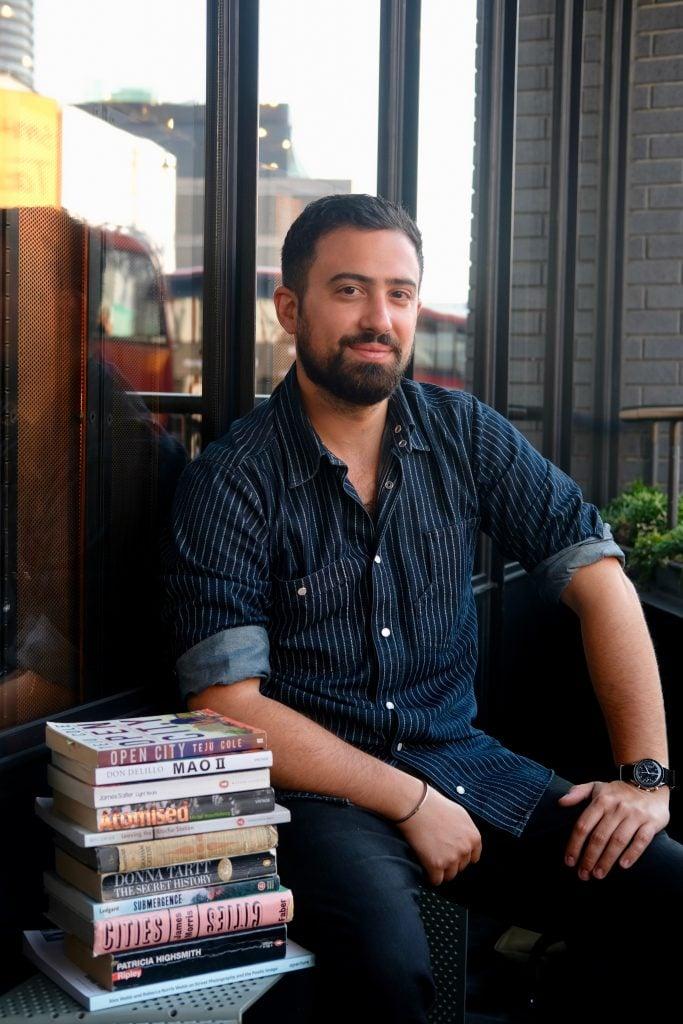 Daniel Giacopelli Courier Magazine