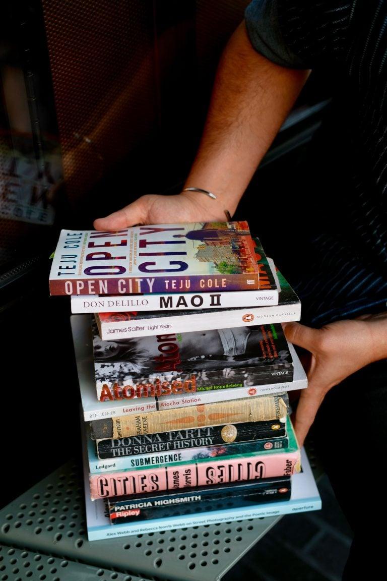 Daniel Giacopelli's Favourite Books