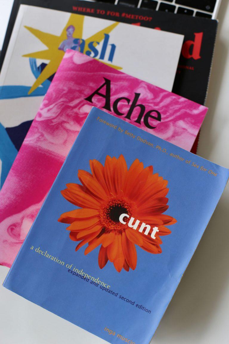 Magazines at Daye