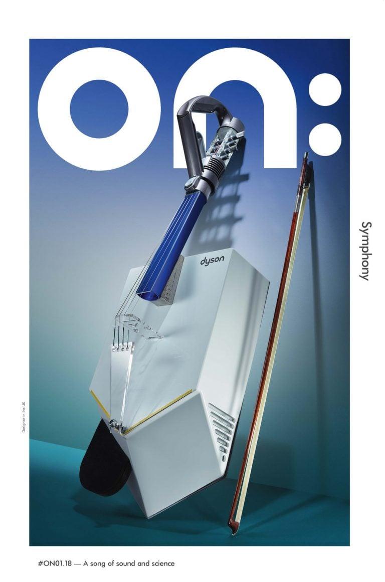 Dyson On Magazine